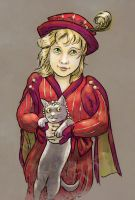 King Tommen by kethryn