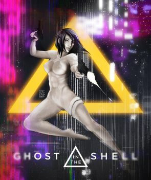 Ghost In The Shell by serkugurlar