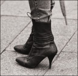 Boots in Paris - 15 by SUDOR