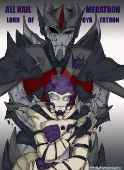 The Monster and the Beast- BellaxSinister by YukiOni