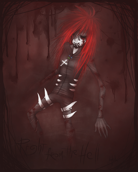 Right From The Hell by CurseDeath