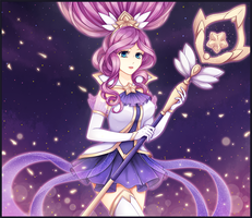 Star Guardian Janna by milkyLeMoon