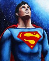 The Man of Steel by Tater-Vader