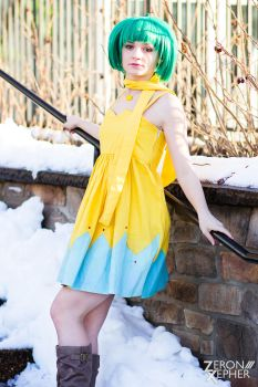 Ranka Lee Cosplay by HatterSisters