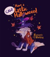 FToN: Cawtastic Halloween! by Aledles