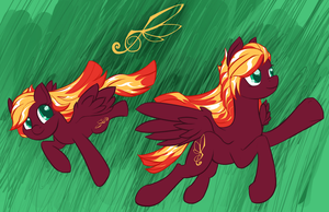 Fly as graceful as a Symphony by Registered111