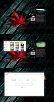 Desktop July by MadMilov2