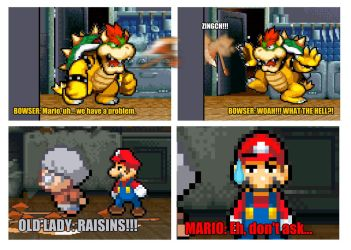Fan Comic - SMG4's Cooking with Mario and Bowser 2 by AsylusGoji91