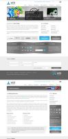 Clean Web Mockup by bilalm