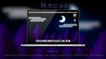 Noche Wallpapers by Tomoe-Waterfox