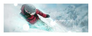 Snowboarding by orchidka