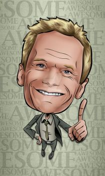 Suit up Barney Stinson - HIMYM by Tomster84