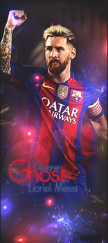 Tag Vertical - Lionel Messi by Ghost-Designer