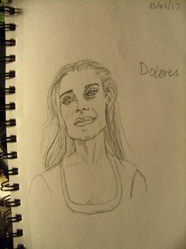 Dolores by theTwistedman