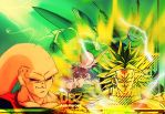 Strongest antiheroes DBZ by hose1985