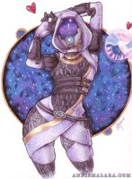 Tali Commission by merely-A