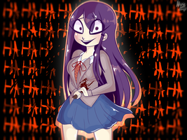 The death of Yuri by Nyxotyy