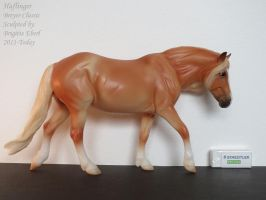 Collection Images: Haflinger by Breyer by CarolaFunder
