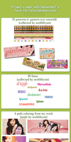 130613- My Favorite Resources Pack by SeoLiliHyun