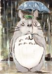 my neighbor totoro by BowieKelly