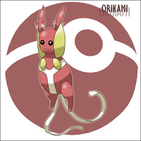 ORIKAMI by Speedialga