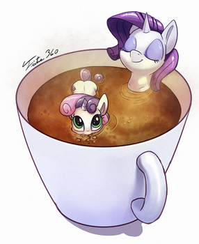 Marshmallows by Tsitra360