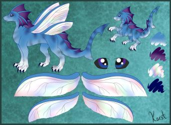 Another Dragon Design! by Industrial180