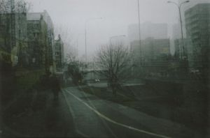 gray mornings by InPluvia