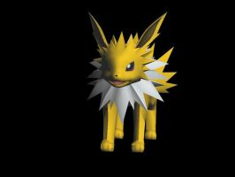 Jolteon by riolushinx