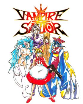Vampire Savior by Guillaume101
