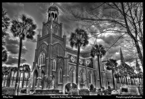 Historic Temple Mickve Israel (Savannah, GA) by PearsPhotography