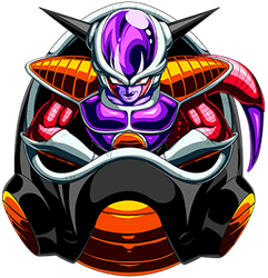 Frieza the Emperor of the Universe by AlexelZ
