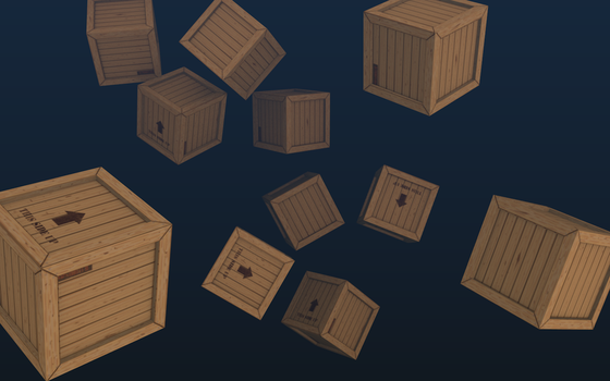 VoB: Unrevealing Crates by taelmx