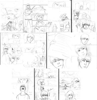 Draft pages by Cranealart