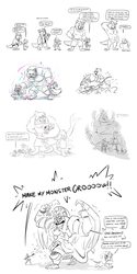 Doodle Sheet 2 by brawl9977