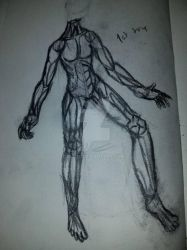 Trying human anatomy  by RNK50