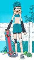 skater by HotelBlue