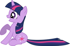 Twilight Sparkle - Happy Twi by Powerpuncher