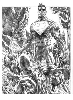 The day superman goes mad - Page 4 by mikemaluk