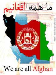 We are all Afghan by absdostan