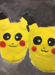 Pikachu Slippers by Joansblade