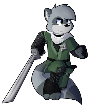 Smash Sword Fighter by Cartcoon