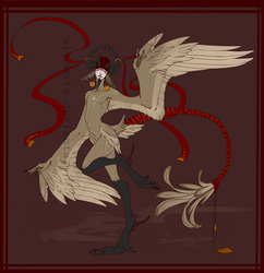 Haroth Auction: Long tail [Closed] by Aivomata