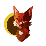 Warrior Cats - Sol by TheMashedCat
