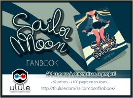Ulule SailorMoon FANBOOK by Aadorah
