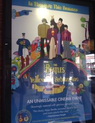 The Beatles: Yellow Submarine poster by Lokifan18