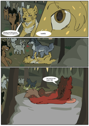 Wolf's Destiny - Page 80 by Itrakat