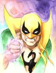 Iron Fist by DKHindelang