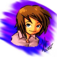 First time...Wacom by Andante2