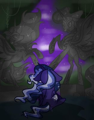Crystalverse: Nightmares of the Past by ThePegasisterPony